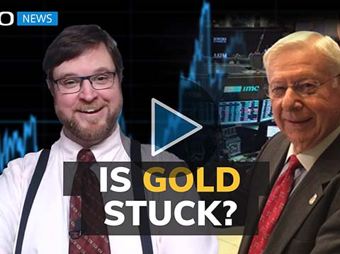 Don't count out gold just yet - RBC's George Gero