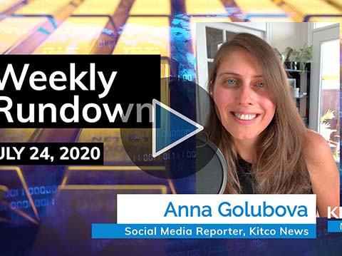 Knockout week for gold price, silver price, what's next? Weekly rundown
