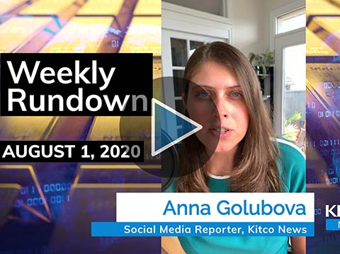 Gold price blows up on currency debasement fears: Weekly rundown