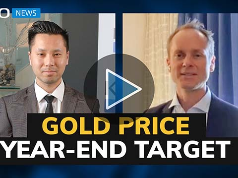 Analyst who correctly called $2,000 gold now upgraded his forecast