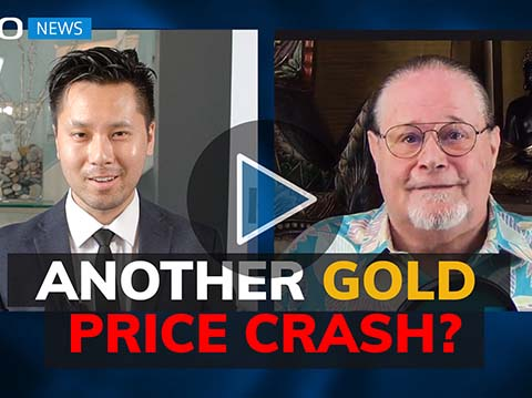 The reason gold price saw biggest daily drop in 7 years