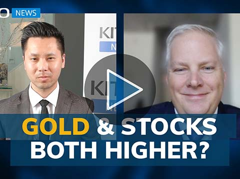 Wealth manager on how to position gold and equities