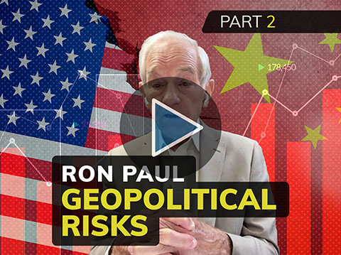 U.S. needs more, not less free trade with China says Ron Paul