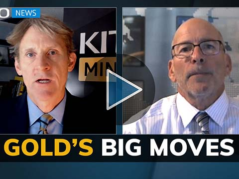 The gold price and events that could trigger big moves this fall
