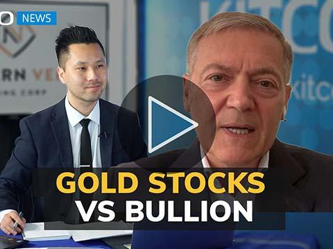How gold mining stocks will beat the bullion according to Yamana Gold head