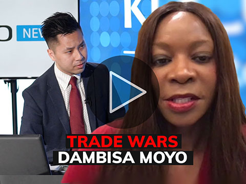 How de-globalization has led to Trump's trade wars – Dambisa Moyo (Pt. 2/2)