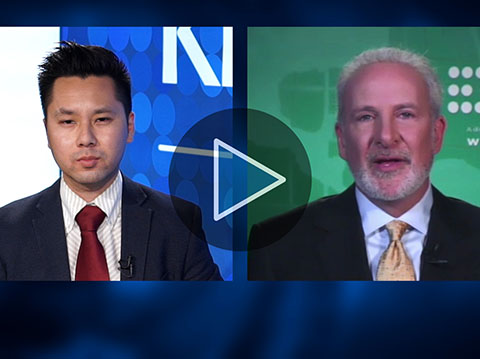 Are odds in Biden or Trump's favor? Peter Schiff on election, economy