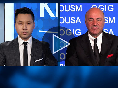 Why Kevin O'Leary thinks gold, not bitcoin, is the ultimate hedge (Pt. 1/2)