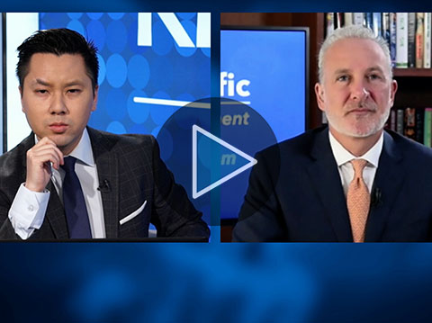 Dollar collapse will erode American wealth – Peter Schiff (Pt. 2/2)
