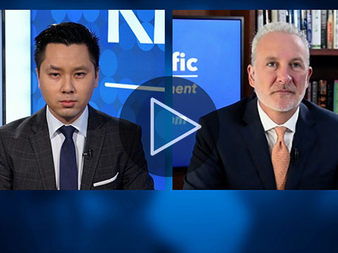 Peter Schiff: Gold is getting ready for a 'tremendous move' (Pt. 1/2)