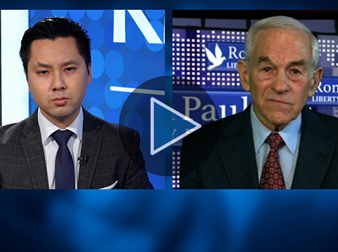 Ron Paul on bitcoin as a reserve currency, gold price fixing