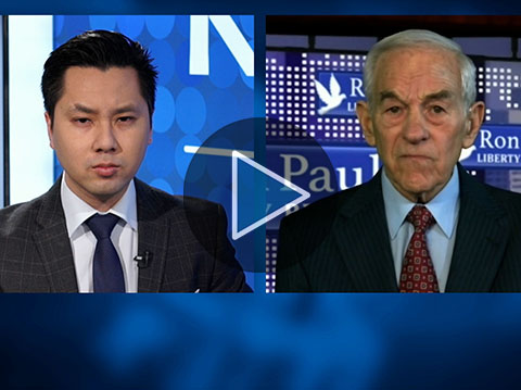 The 'inevitable correction' will be more violent than ever – Ron Paul