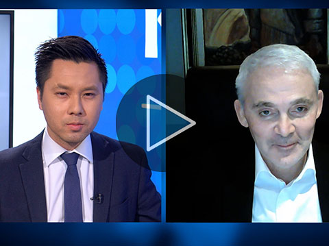 Why Frank Giustra is challenging Michael Saylor to a gold vs Bitcoin debate