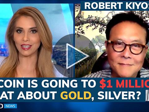 Robert Kiyosaki says Bitcoin will reach over $1 million, but what about..