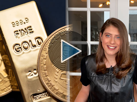 Here's how high gold price would really be if not for bitcoin