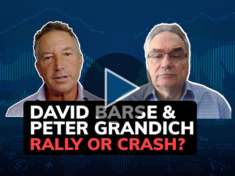 Bull vs. bear debate: Will stocks, gold, bitcoin crash or rally?