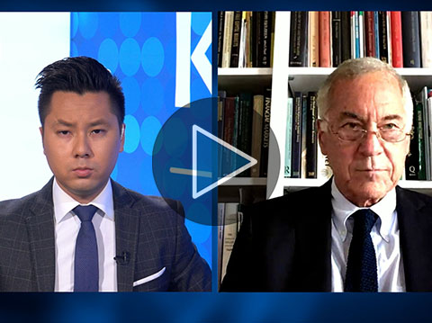 Steve Hanke on disappointing Q2 GDP and massive disconnects in economy