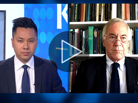 Are tapering fears becoming real? Steve Hanke talks Evergrande, inflation