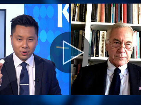 Can the U.S. mint a $1 trillion platinum coin to pay off debt? Steve Hanke