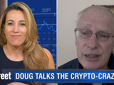Don't Get Burned! Cryptos Are Like Penny Stocks: Doug Casey - PART 3/3