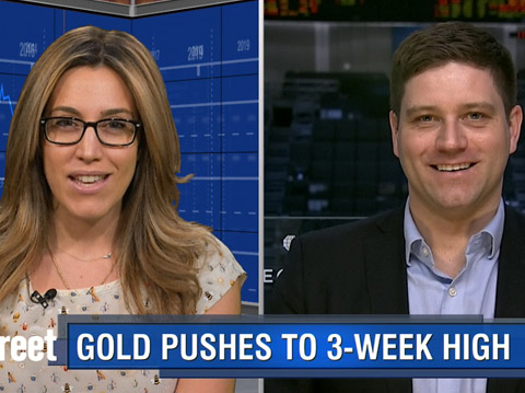 Perfect Storm Brews For Gold, Next Target $1,300? - Trader