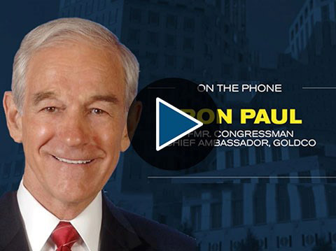 Ron Paul 'Surprised' With Pick of Bitcoin Over Gold - Survey Results