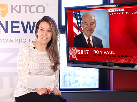 Fed Critic Looking For A Seat At The Table? - Ron Paul Speaks Out