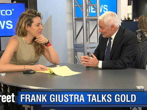 Frank Giustra Makes Comeback With Leagold, Talks Mining - PART 4/4